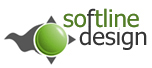 softline design logo